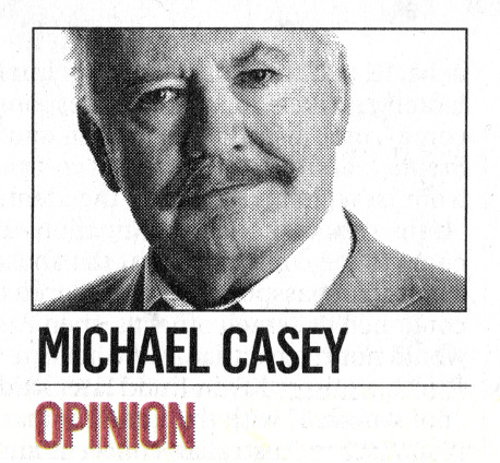 Michael Casey – from Irish Times